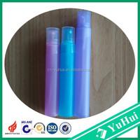 2015 good PP plastic non spill wholesale 30ml spray pump perfume bottle,empty perfume bottles