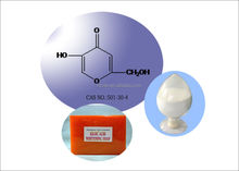 skin lightener kojic acid Cas No.501-30-4