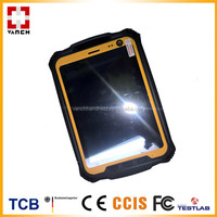 7'' Android tablet with bluetooth wifi uhf rfid credit card reader epc gen2