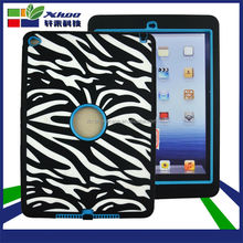 pc silicone Hybrid Rugged Case Hard Cover case for ipad 6