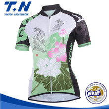custom retro bike wear women cycling jerseys