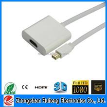 mini displayport Mini DP Male TO HDMI Female (both ABS)