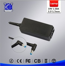 19V 1.58A for Dell netbook power supply