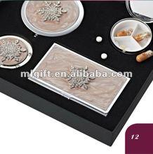 Pill Box Gift Sets with Bag Hanger, Card Holder