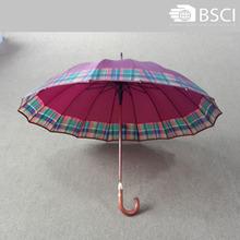 Led straight umbrella pink pretty umbrellas