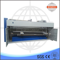Henkwell 12x3200mm Hydraulic Metal Cutting Machine , manual guillotine , hydraulic sheet metal bending machine