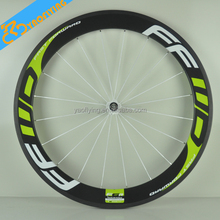 50mm FFWD carbon fiber usd aluminum alloy road bicycle wheels for sale,700c white carbon road bike wheels for 4x4