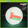 led inflatable custom made light helium balloon price