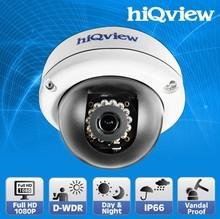 Full HD Outdoor IR-15M Vandalproof PoE Dome IP Camera
