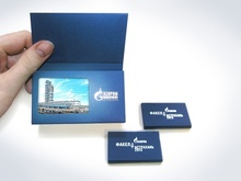 Customized printing LCD video business card