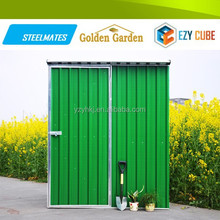 Solid structure low cost metal roofing prefab house