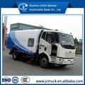 Prix de camion balayeuse/mini. balayeur de rue j6 12t faw camion balayeuse