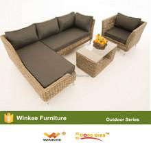 popular stylish classic wicker sofa