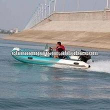 rígido barco inflable del pvc 6 con la máxima capacidad de la persona