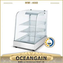 HW-400 Portable Electric Glass Food Warmer