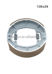 Motorcycle body parts of brake shoe for GS125 spare parts