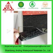 4mm -25 SBS modified bitumen waterproofing rolls for roof