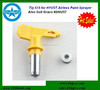 Professional nozzle spray nozzle graco airless spray tips graco airless spray gun parts