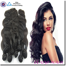2015 Hot Sale !!! Factory Large Stock 100% Thick Buying Cambodian Hair In China