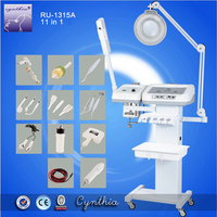 beauty parlor instrument 11 in 1 Multifunction Beauty Equipment Cynthia RU 1315A