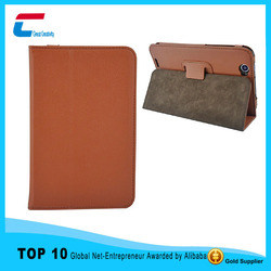 High quality for lenovo a5000 7 inch tablet leather case cover,phone case