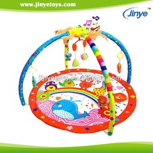 kids washable coloring floor mat plush baby play mat
