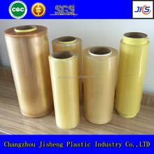 high quality soft transparent color protective plastic film