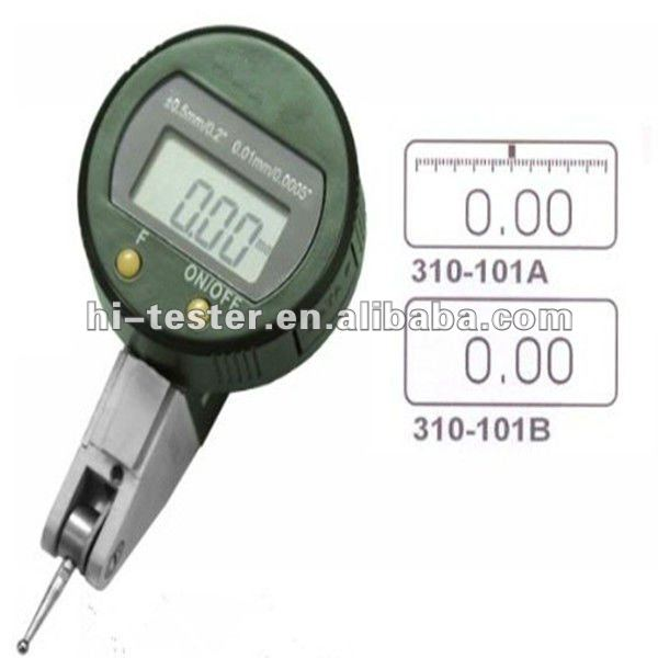 Three Axis Electronic Test Indicators : Pt digital test indicators display lever