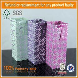 factory price Kraft Paper Bags Lined Aluminum Foil Packaging Bag Ribbon Tie Gift Bags