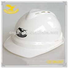 ISO 9001 Factory with vents high quality safety hat helmets cap