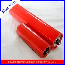 Design Conveyor Idler Used In Mining Port Or Cement