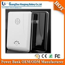 diseño de moda de alta capacidad de potencia banco simple banco de potencia