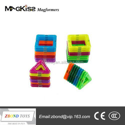 Top selling product new 2015 Magformers magnetic toy