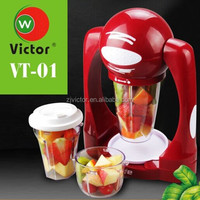 China Exporter Kitchen Appliance Electric Mini Vegetable Smoothie Power Juicer