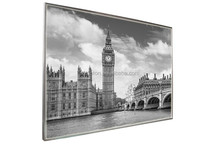 Wall painting 1200W FIR radiant home panel heater with picture