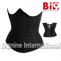 New sex woman image Strapless Sport Waist Cincher Girdle Corset