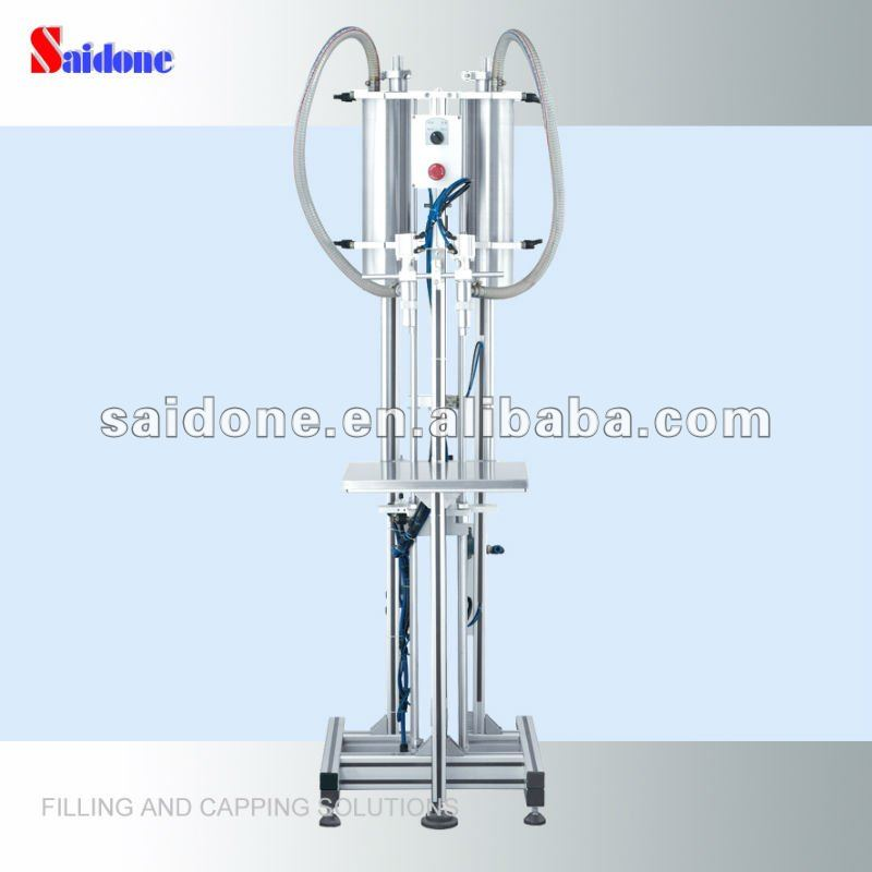 semi automatic filling machine price
