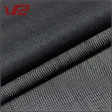 2015 Fashion New Design Plain Dyed Woven TR Fabric For Men's Suiting And Uniforms