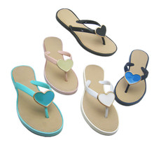Cheap cute colorful ladies sandals no branded ladies sandals happy feet sandals