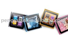 HOT&LATEST! 6th generation Mp4 touch player 1.8 inch