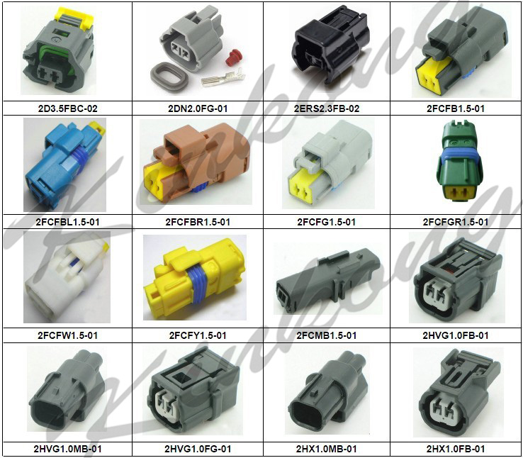 Wiring Harness Connector Types : Wiring harness connector types fuel line connectors