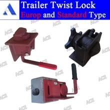Container trailer chassis twist locks / truck twist lock