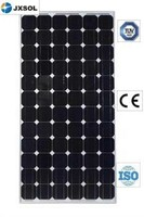 Photovoltaic panel 200W monocrystalline solar panel for large solar power plant