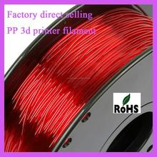 Made in China material de la importación 3d impresora Filamento abs