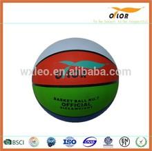 good quality fashionable design machine stitch basketball