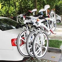 Bike Rack three Bicycle Hitch Mount Carrier Car Truck Auto 3 Bikes for travle training carry