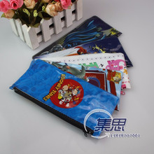pvc pencil bag, pvc pencil pouch, custom pencil bag
