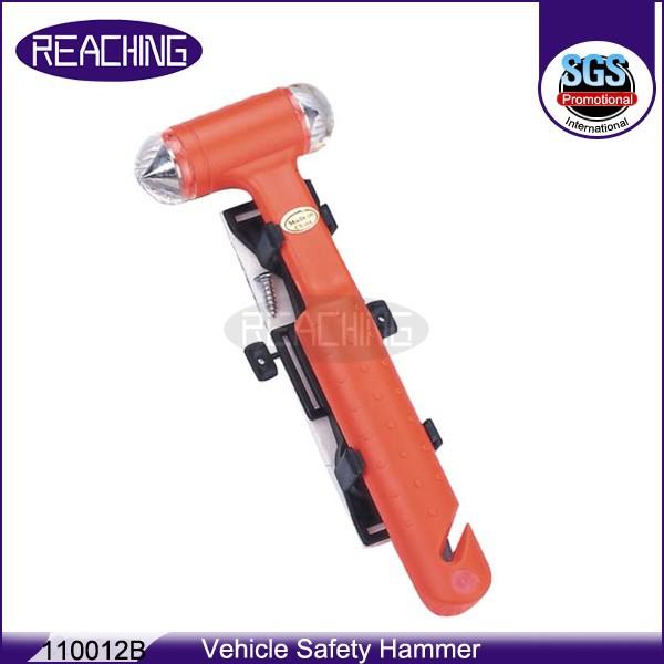 110012b constante la calidad del producto en línea de la compra del coche de seguridad del martillo