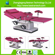 Obstetrics & Gynecology Equipments Properties gynecological operating table