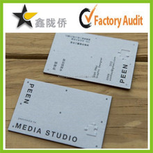 High end customized made Business Cards Letterpress,business cards designs
